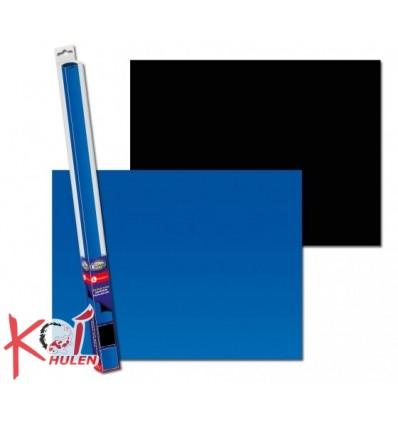 3. BLACK / BLUE 150 x 60 cm