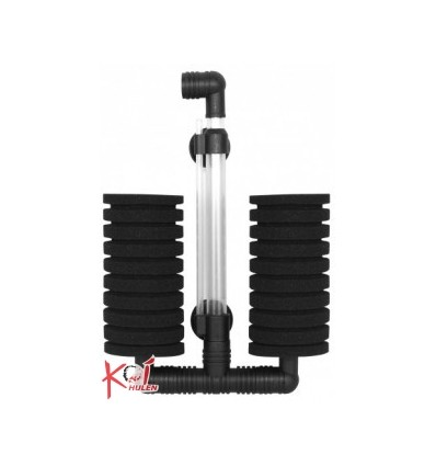4. Bio-svampe filter 200 l