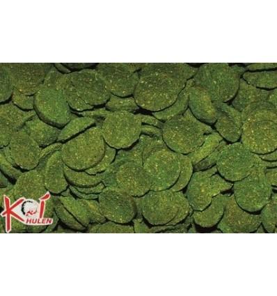 Algen-Wafers med 6 procent Spirulina ø 12 mm 250 g