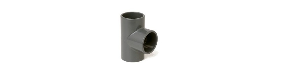 PVC T Stykker