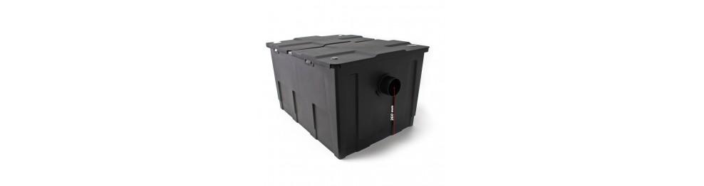 CBF 550/550b Bio dam filter