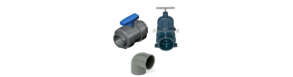 5. PVC fittings og anden fitting